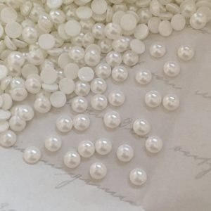 Flatback Pearls